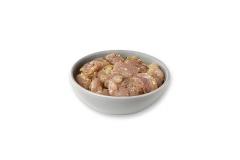Emincé de poulet mariné Provençale