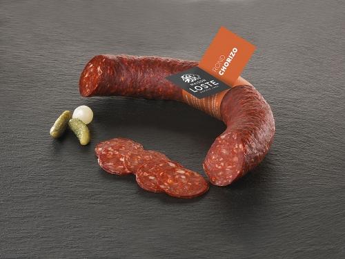 Saucisson Sec Le Rond Chorizo