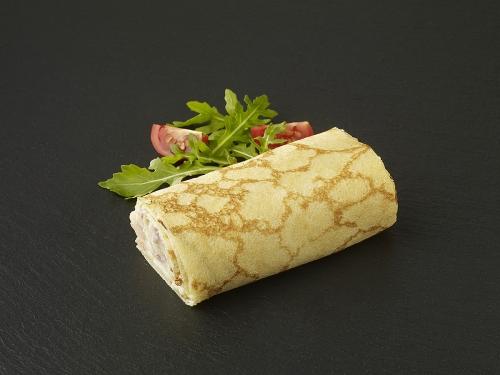Crêpe Jambon Fromage